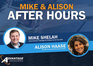 Mike and Alison After Hours - THRIVE Interview